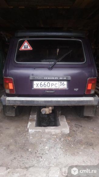 ВАЗ (Lada) 21213-Нива - 2002 г. в.. Фото 2.