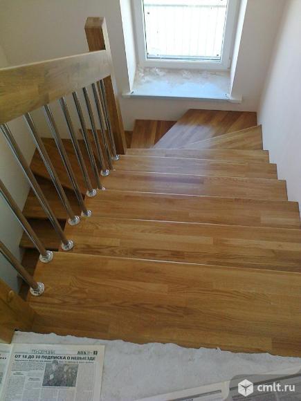 Лестницы из металла изготовим. Винтовые, комбинированные, классические. Широкий выбор отделки.. Фото 20.