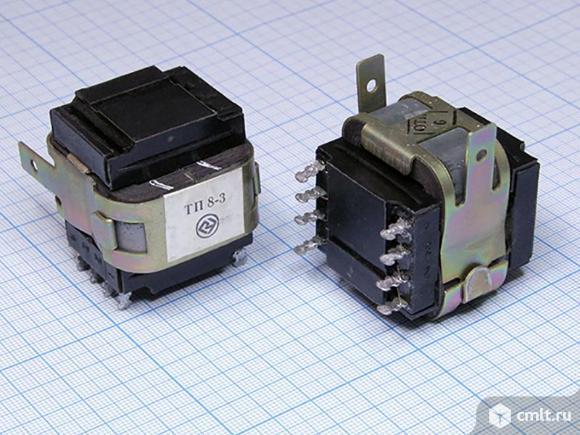 Трансформаторы ТП-8-3. Фото 1.