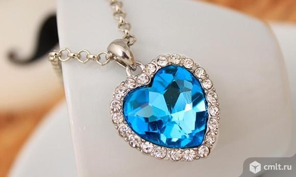 Ожерелье с подвеской. Фото 2.