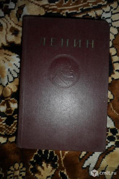32 тома сочинений Ленина 1947 года издания