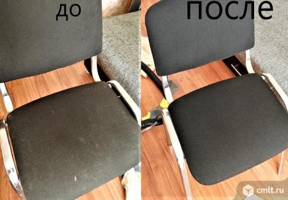 Химчистка мягкой мебели. Фото 1.
