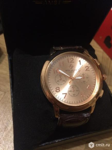Часы Patek Philippe новые бесплатная доставка. Фото 1.
