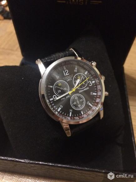 Мужские часы Tissot новые бесплатная доставка. Фото 2.