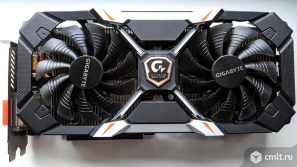 Видеокарта Gigabyte Xtreme Gaming gtx 1060 6gb