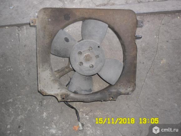 Вентилятор радиатора 08-99. Фото 1.