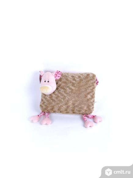 Детская декоративная подушка Хрюшка. Фото 1.