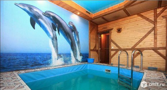 Дельфин, баня. Фото 2.