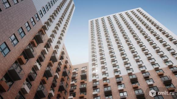 2-комнатная квартира 56 кв.м. Фото 13.