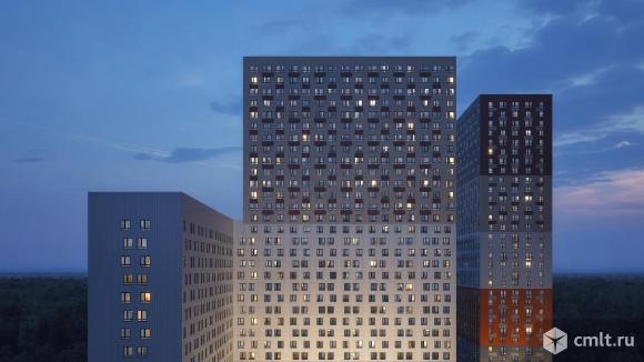 2-комнатная квартира 59,7 кв.м. Фото 14.