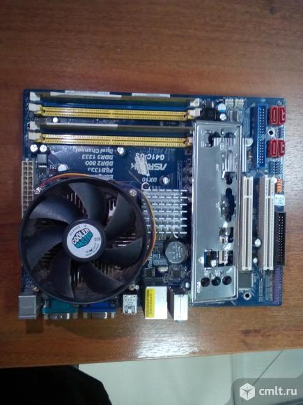 Продам Процессор Intel Core 2 Duo E7200. Фото 1.