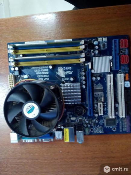 Продам Процессор Intel Core 2 Duo E7200. Фото 4.