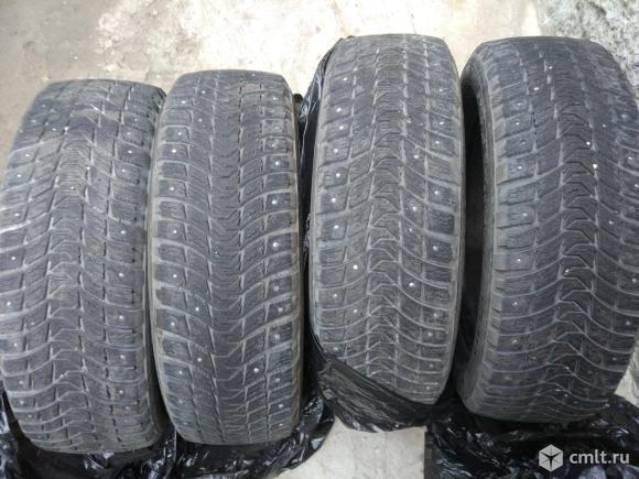 Зимние Шины Michelin X-ICE North 3. Фото 1.
