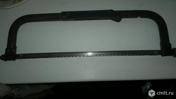 Ножовка по металлу. Фото 1.
