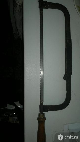 Ножовка по металлу. Фото 2.