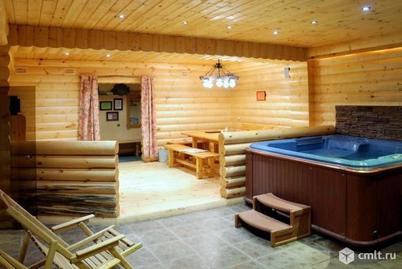 Дубрава, баня. Фото 2.