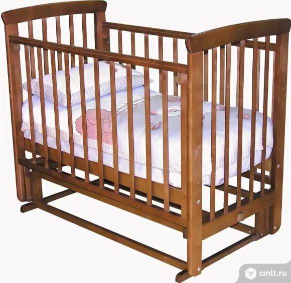 Детская кроватка можга. Фото 1.