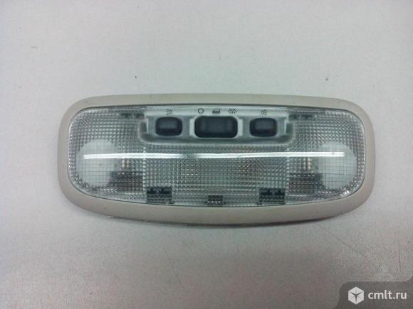 Плафон лампа освещения салана FORD MONDEO 03-07 б/у 1528640 4,5*. Фото 1.