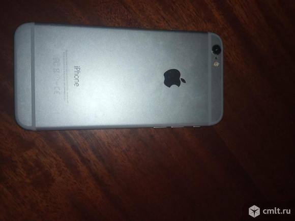 Смартфон IPhone 6. Фото 1.