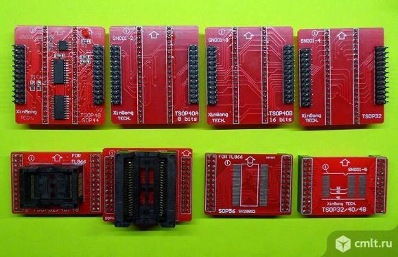Универсальный программатор Minipro TL866II Plus
