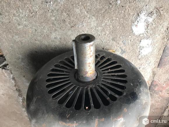 Электродвигатель. Фото 5.