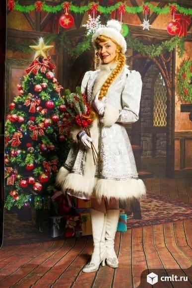 Новогодние корпоративы, Дед Мороз и Снегурочка.