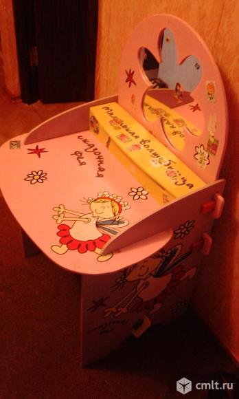 Игровой столик для девочки. Фото 1.