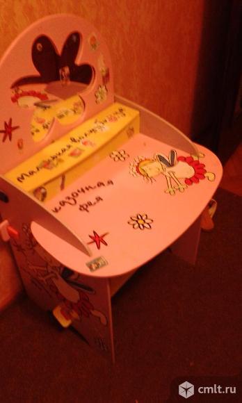 Игровой столик для девочки. Фото 3.