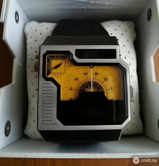 Часы Diesel Digital DZ7223. Фото 1.
