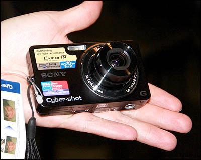Sony DSC-WX1, 10Мп, G-серия, zoom*5, HD-видео с зумом, панорама, упаковка, комплект, документы.. Фото 3.