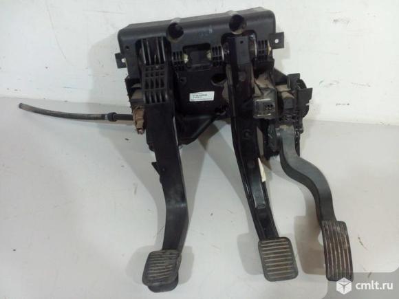 Узел педальный газ педаль тормоз PEUGEOT BOXER 06-14/ CT JUMPER 06-14 б/у  1610873480 2127Y4 1607290. Фото 1.