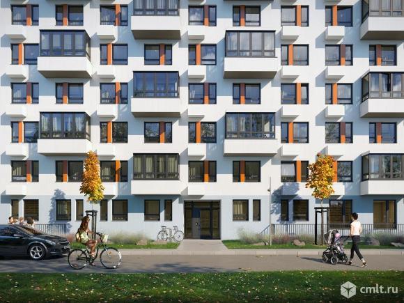3-комнатная квартира 87,1 кв.м. Фото 4.