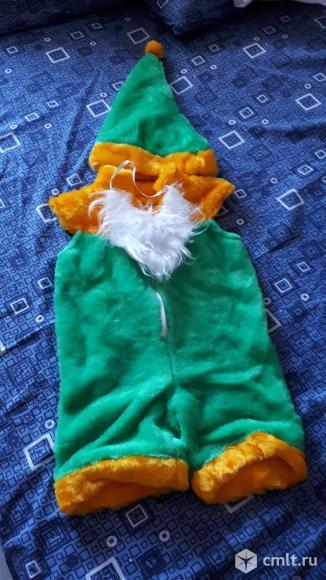 Новогодний костюм. Фото 3.