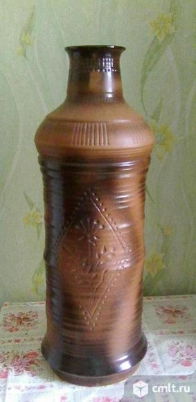 Ваза керамическая напольная