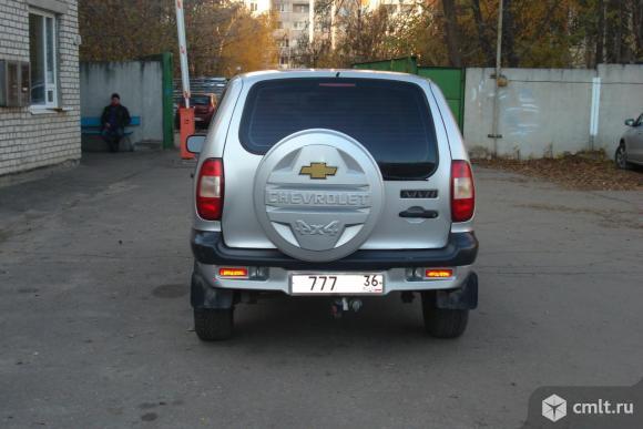 Chevrolet Niva - 2006 г. в.. Фото 5.