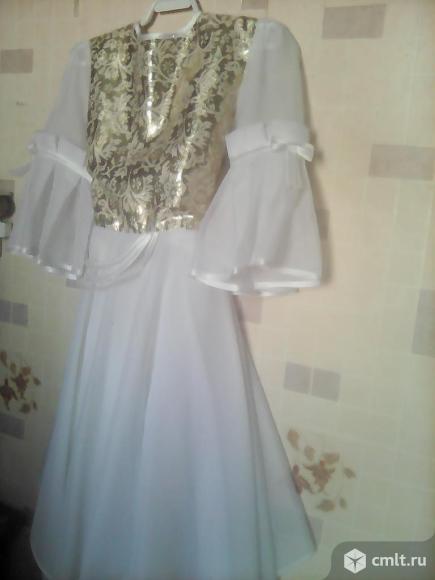 Платье на  праздник. Фото 1.