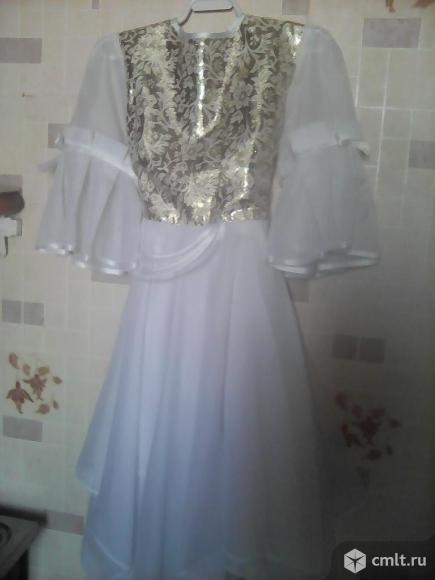Платье на  праздник. Фото 3.