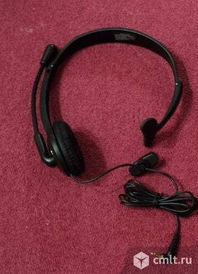 Наушники с микрофоном