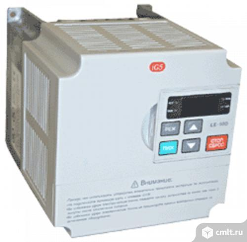 Преобразователь частоты SV022iG5-4U-RUS. Фото 1.