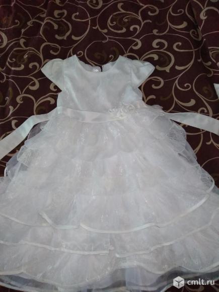 Продам праздничное платье. Фото 1.