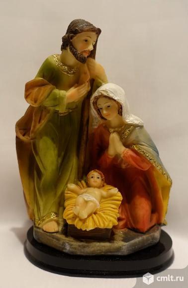Фигурки рождественского сюжета