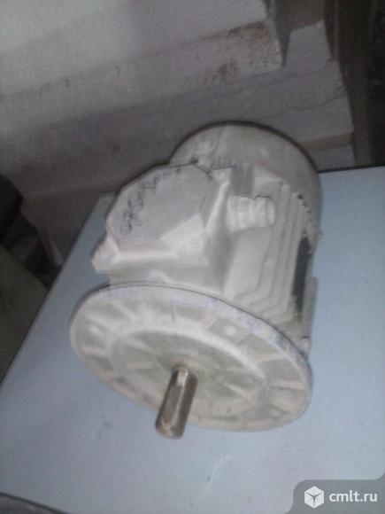 Асихронный двигатель. Фото 1.