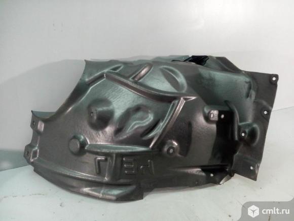 Подкрылок передний левый задняя часть BMW 3 серия F30/F31 11- б/у 51717288907 4*. Фото 1.