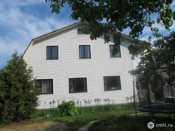 Продается: дом 140 м2 на участке 6.5 сот.. Фото 1.