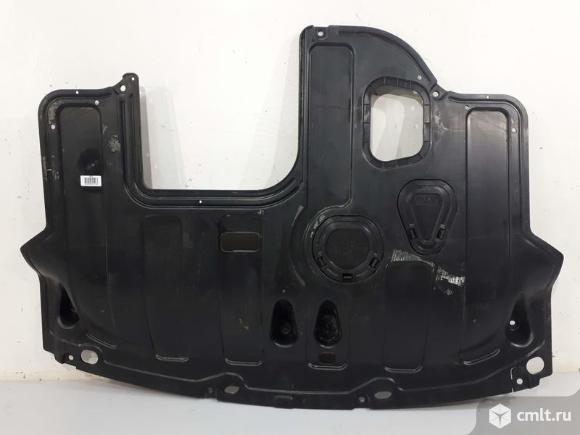 Защита двигателя пластик KIA SOUL 14- 29110B2000 29110B2200 4*. Фото 1.