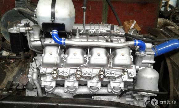 Двигатель 740. Фото 1.
