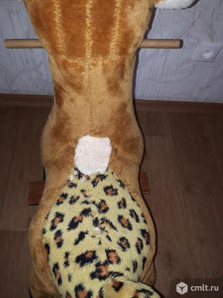 Качалка-олень. Фото 4.