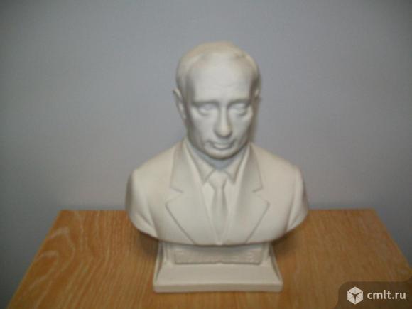Бюст Путина В.В.. Фото 1.