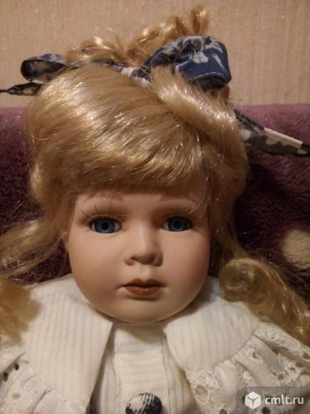 Кукла фарфоровая.=leonard 81=