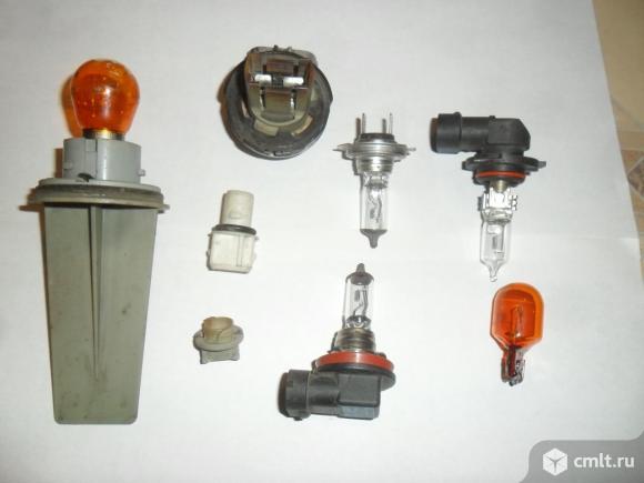 Патрон лампы. Фото 1.